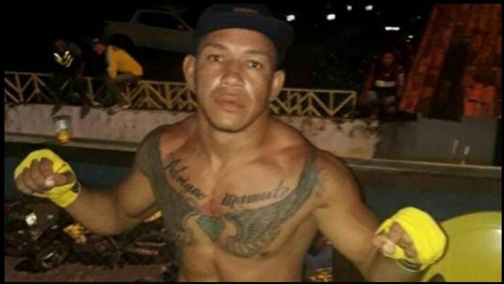 Matan frente a su mujer e hijo a peleador de MMA en Brasil - Foto de internet