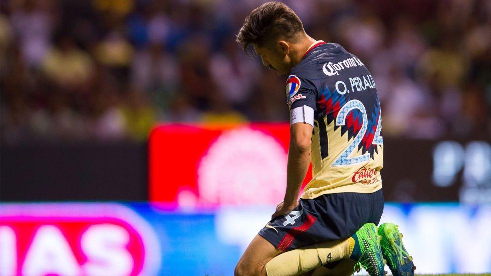 """Puebla """"baila"""" al América y lo pone en crisis - Foto de Mexsport"""