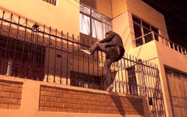 Roban casa de diplomático estadounidense en Lomas de Chapultepec - Foto de Internet