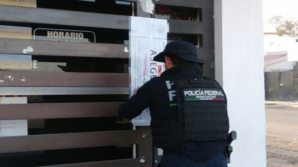 Aseguran casino y detienen a mujer en Sonora - Foto de Excélsior