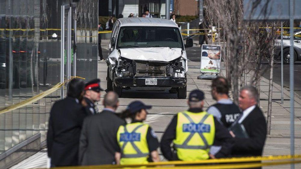 UE expresa solidaridad con víctimas de atropello masivo en Toronto - Foto de AP