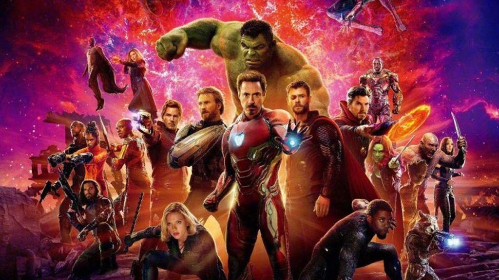 Avengers: Infinity War rompe récord de recaudación en EE.UU. - Foto de Internet