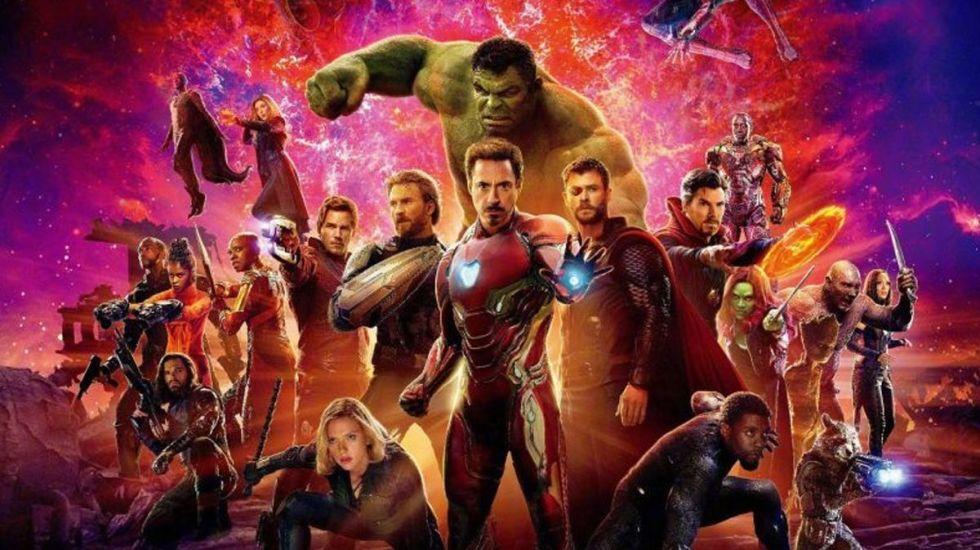 'Avengers: Infinity War' se convierte en la quinta película más exitosa de la historia - Foto de Internet