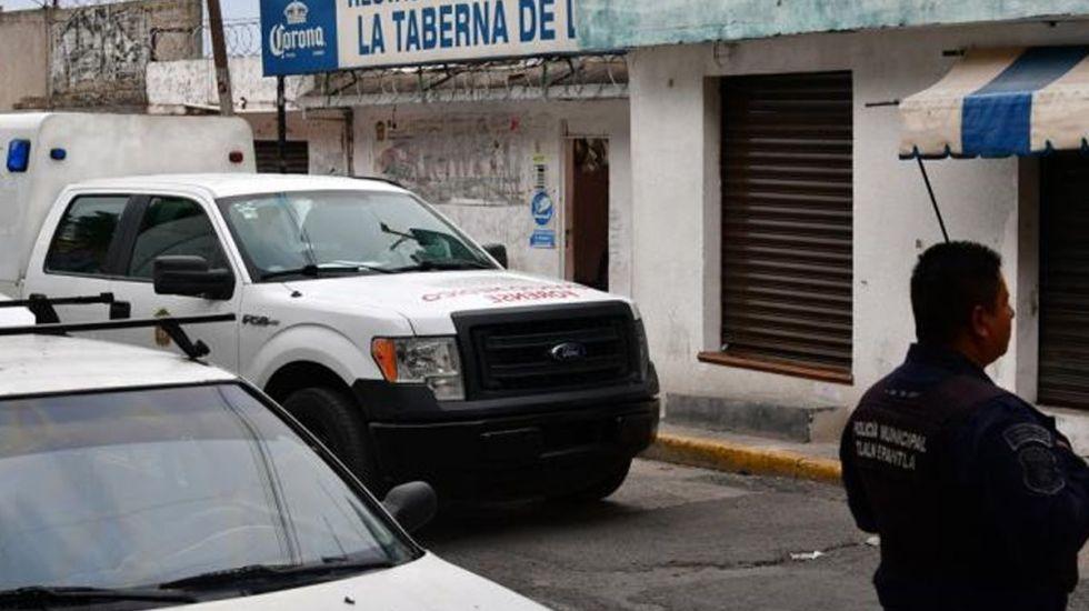 Balacera en bar de Tlalnepantla deja un muerto y tres heridos - Foto de Internet