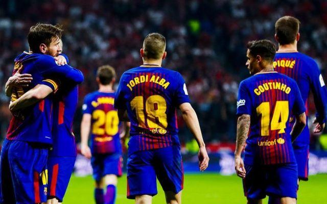 Barcelona aplasta al Sevilla en la Copa del Rey - Foto de FC Barcelona