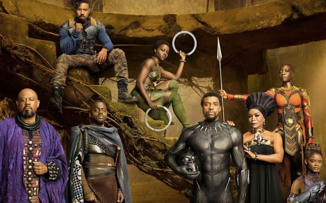 'Black Panther' rompe récord de 'Titanic' - Foto de internet