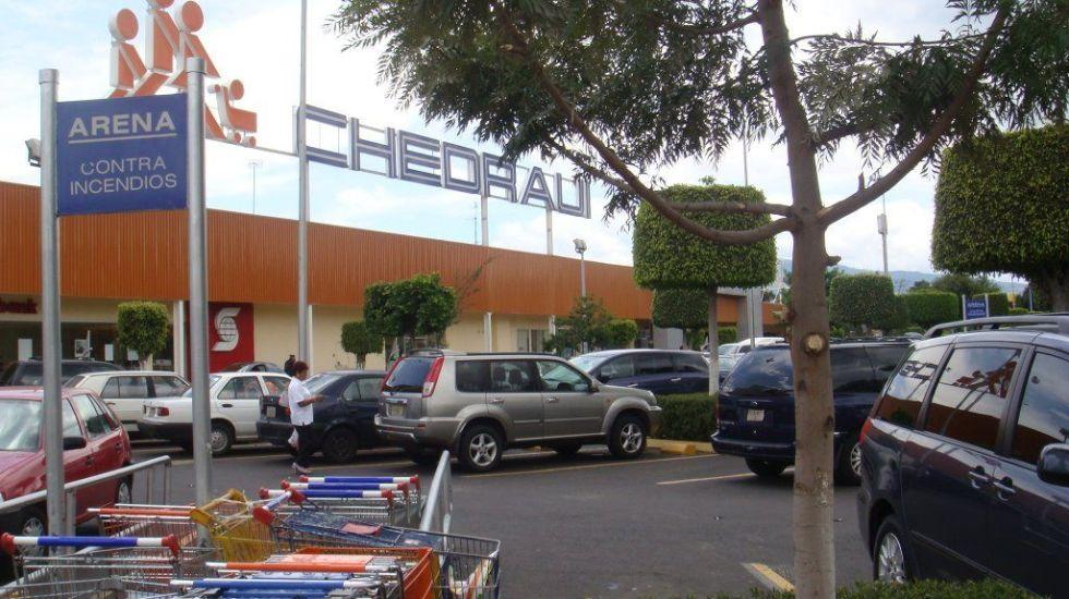 Detienen a ocho tras asaltar joyería en Coapa - Foto de Mapio