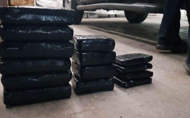 Detienen en Coahuila a estadounidense con 10 kilos de cocaína - Foto de Internet