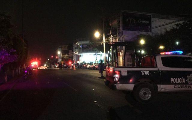 Balacera en plaza comercial deja al menos 12 heridos en Cuernavaca - Foto de El Sol de Cuautla