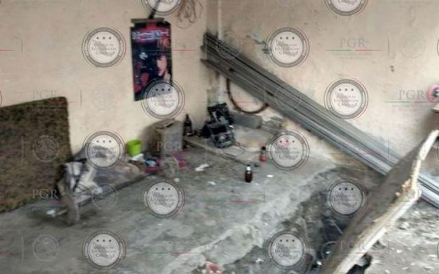 Detienen a siete en Iztacalco e Iztapalapa por secuestro - Foto de PGR