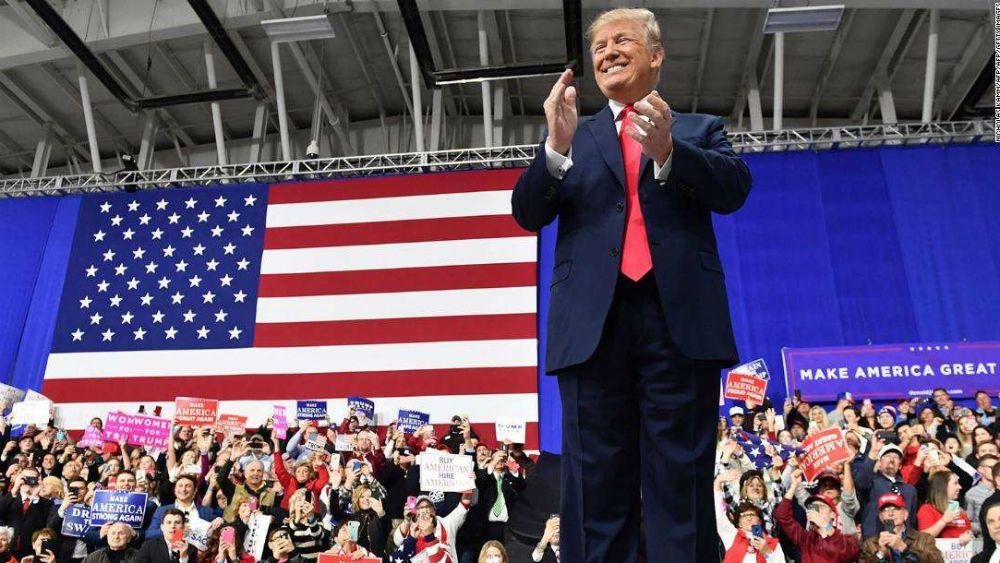 Si no hay seguridad, cerraremos la frontera: Trump