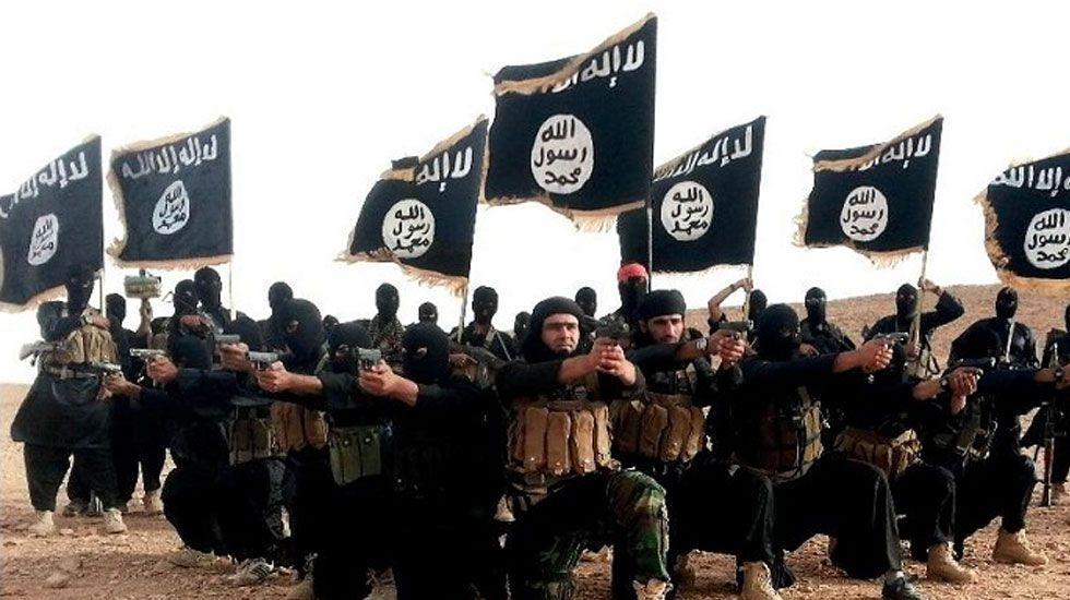 Estado Islámico amenaza una vez más al Mundial de Rusia - Miembros del Estado Islámico. Foto de Internet