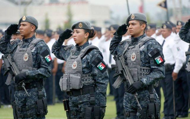 México enviará a la Gendarmería Nacional a frontera sur - Foto de Archivo