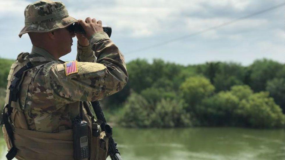 California desplegará 400 elementos de la Guardia Nacional - Foto de CNN