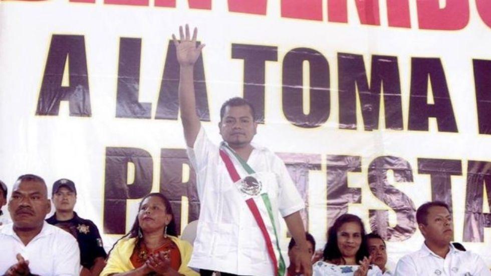 Emboscan a Alcalde de Tenango, Oaxaca