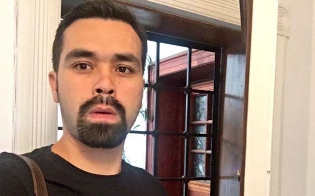 Diputado Jorge Álvarez denuncia amenaza de muerte - Foto de @AlvarezMaynez