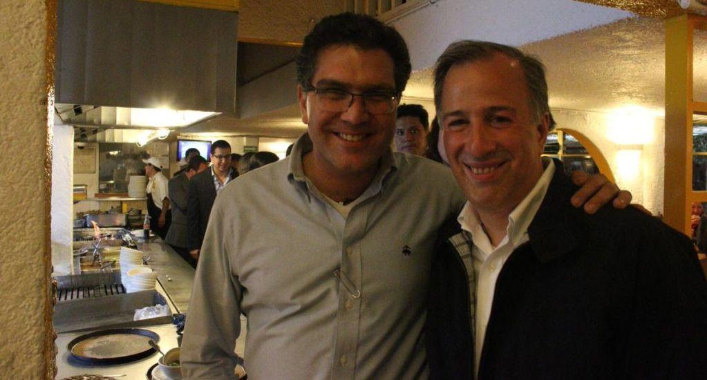 Meade es el mejor candidato para México: Ríos Piter - Foto de @RiosPiterJaguar