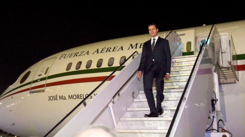 TEPJF falla a favor de Peña Nieto ante denuncia de Morena - Foto de Presidencia de la República