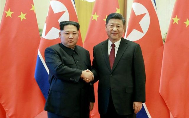 Coreas se reúnen para instalar línea telefónica previo a cumbre - Foto de AP