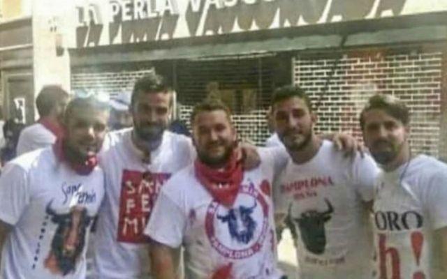 Protestan en España ante sentencia por violación en Pamplona - Foto de Cuatro de España