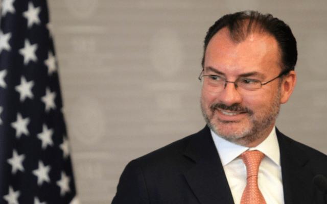 FGR desiste de orden de aprehensión contra Luis Videgaray; presentará otra demanda con nuevos elementos - Luis Videgaray. Foto de Notimex
