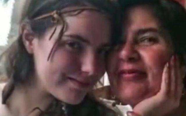 Maestra de la UNAM y su hija fueron asfixiadas antes de ser quemadas - Foto de Internet