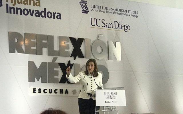 Margarita Zavala destinaría 2 por ciento de PIB a cultura y ciencia - Foto de @anacetj