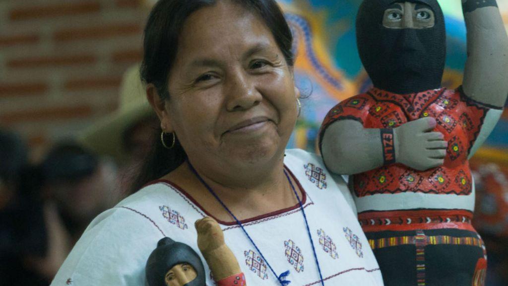 EZLN apoyará a Marichuy si decide respaldar a algún candidato por la Presidencia