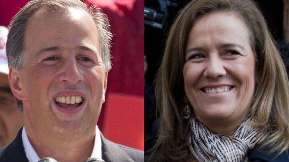 Meade y Zavala piden protección adicional durante elecciones - Foto de Internet