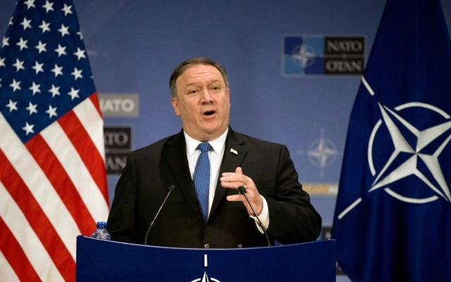 Mike Pompeo confía en mejorar la relación con Corea del Norte - Foto de AP