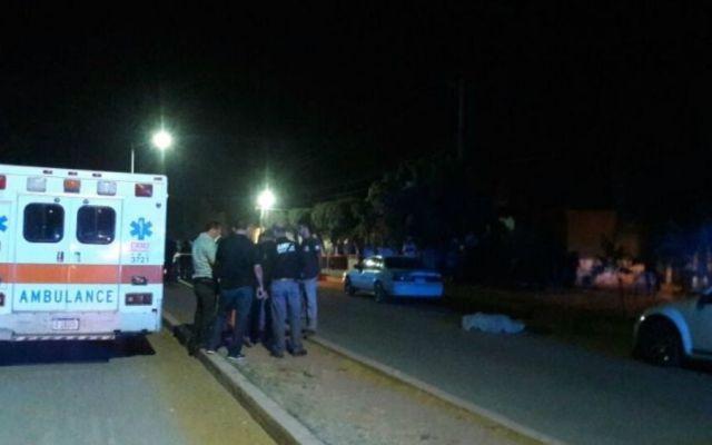 Matan en Sonora a elemento del Ministerio Público - Foto: Uniradio Noticias.