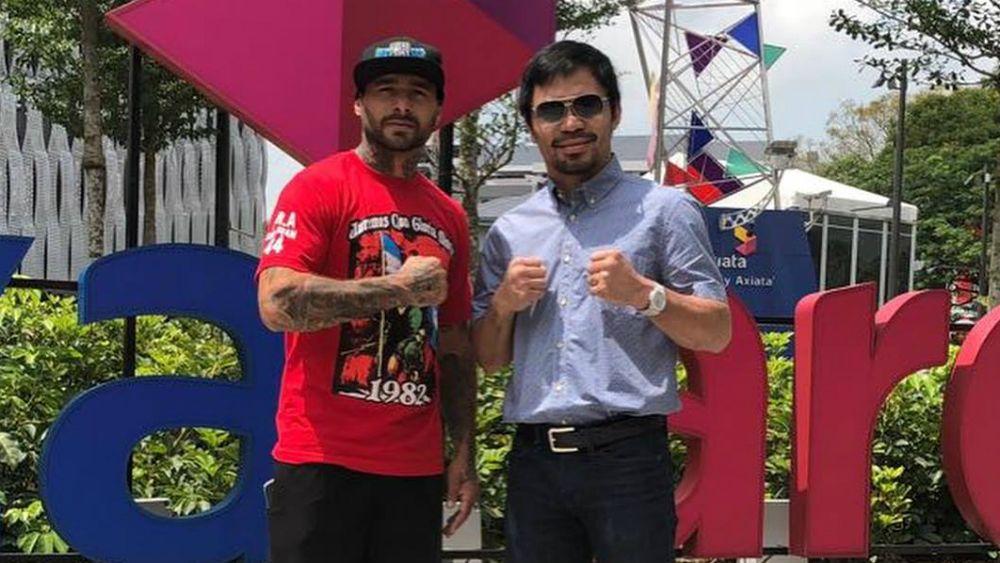 Pacquiao buscará dos peleas más antes de retirarse en Filipinas - Foto de Golden Boy Boxing