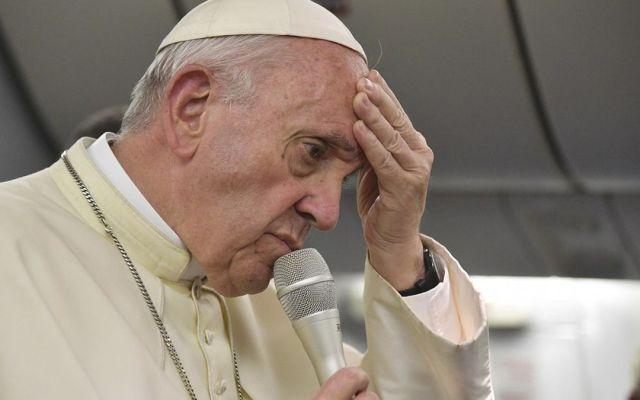 El papa Francisco expulsa de la Iglesia a sacerdote pederasta de Chile - Foto de Internet