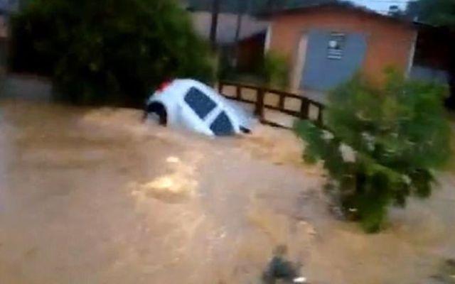 #Video Pareja muere arrastrada por las aguas en Brasil - Foto de FocusOn News