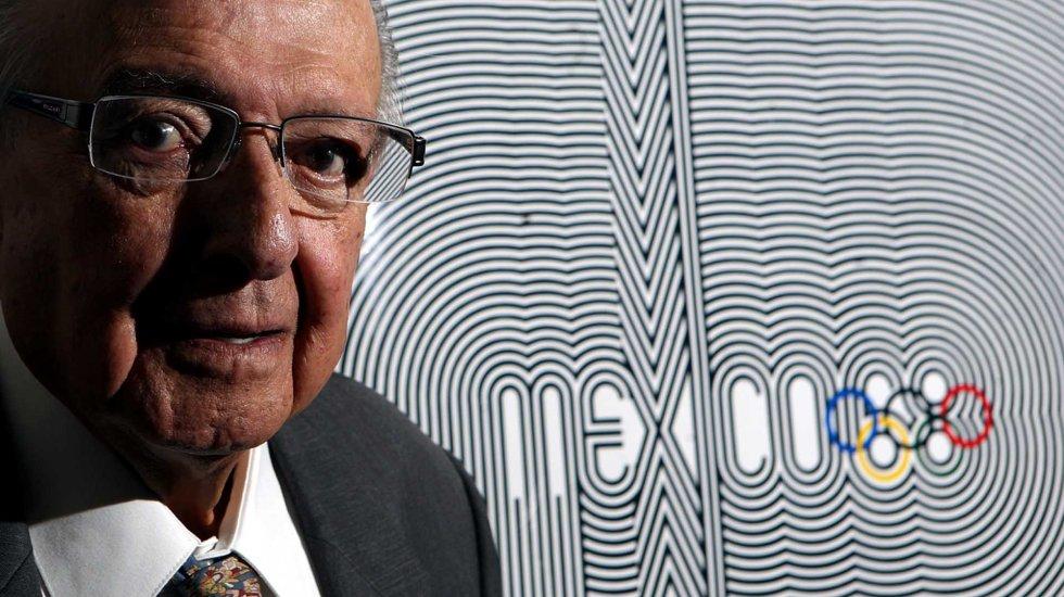Tres magnas obras de Pedro Ramírez Vázquez en la Ciudad de México - Foto de internet