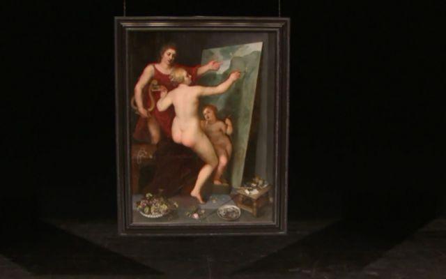 Descubren pintura del siglo 16 abandonada por varias décadas que vale millones - Foto de internet