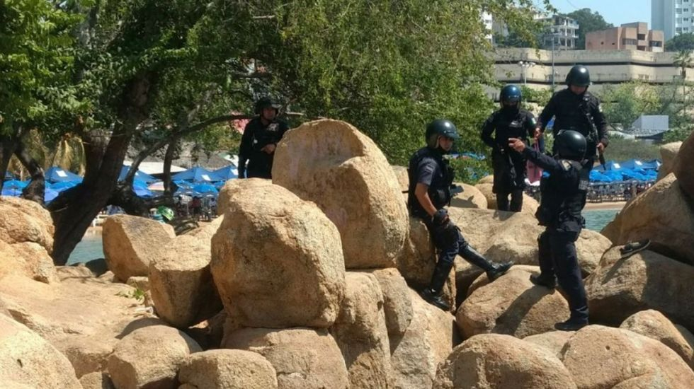 Jornada violenta deja seis muertos en Acapulco - Foto de Acapulco News