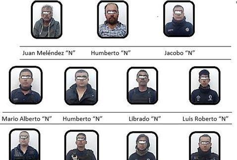 Vinculan a proceso a nueve policías en Veracruz por secuestro