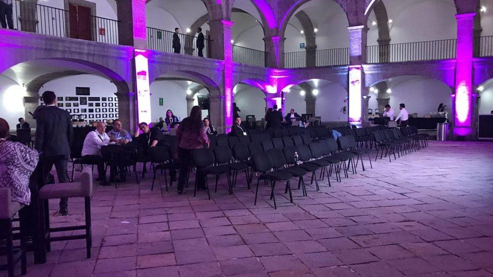 #EnVivo La previa del debate presidencial - Foto de @rocionahle