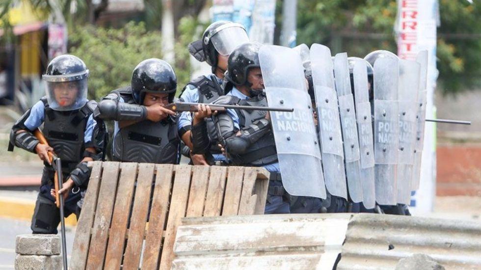 Suman 10 muertos tras protestas en Nicaragua - Foto de AP