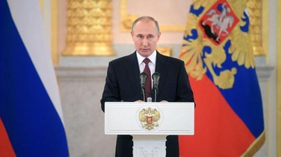 Ataque en Siria socava solución del conflicto: Putin - Foto de EFE