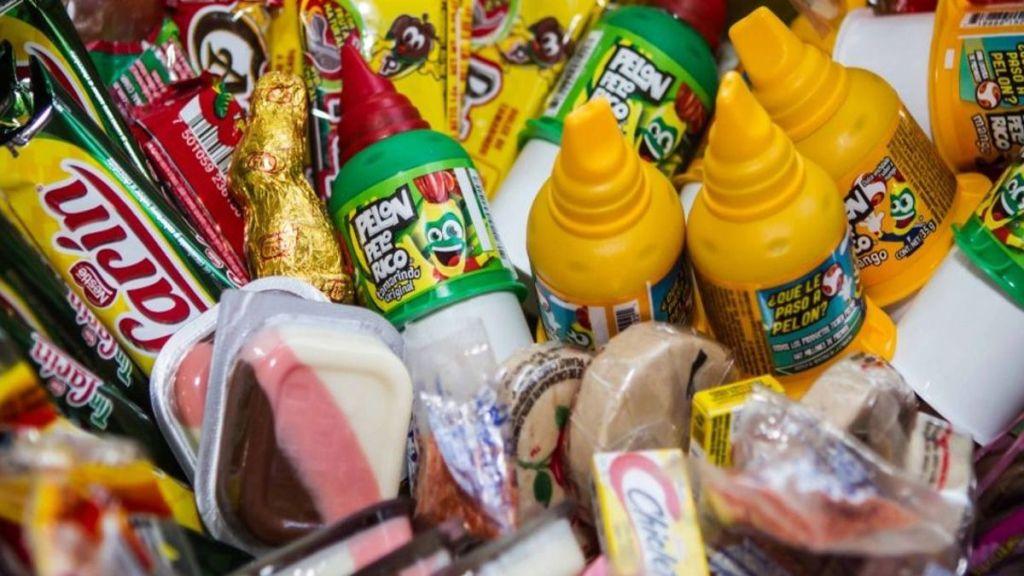 Se disparan los robos de dulces en el Día del Niño - Foto de Internet