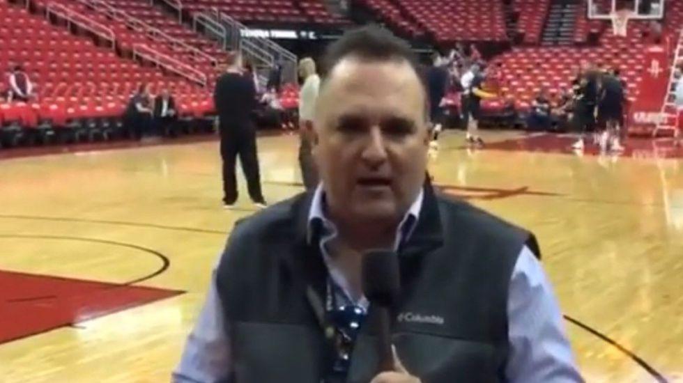 Houston Rockets enfrentan a Utah Jazz en primer partido de semifinal - Captura de Pantalla