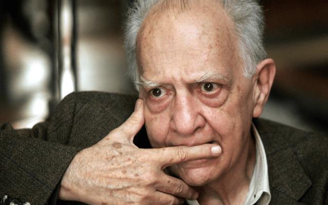 Homenaje a Sergio Pitol se llevará a cabo en Bellas Artes - Foto de El País
