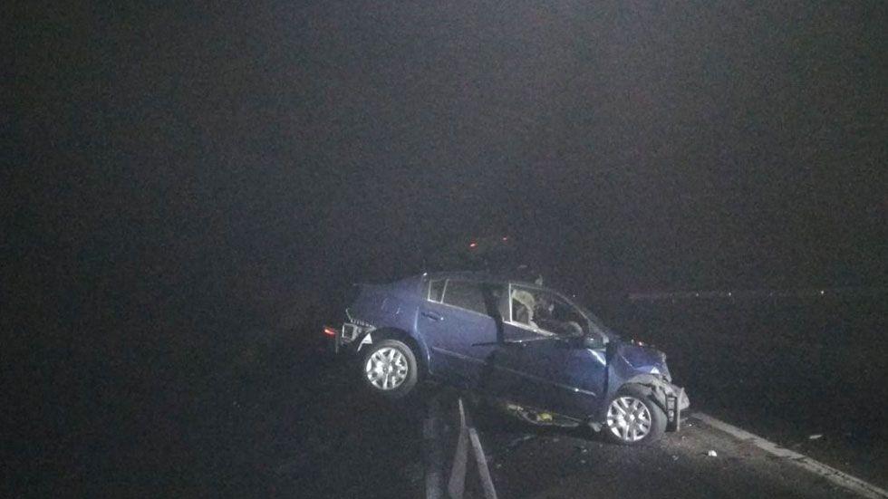 Mueren 4 en accidente en la Autopista Siglo 21