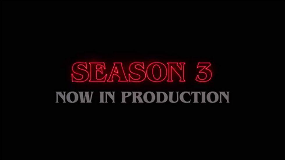 #Video Primer teaser de la tercera temporada de Stranger Things - Foto de Internet