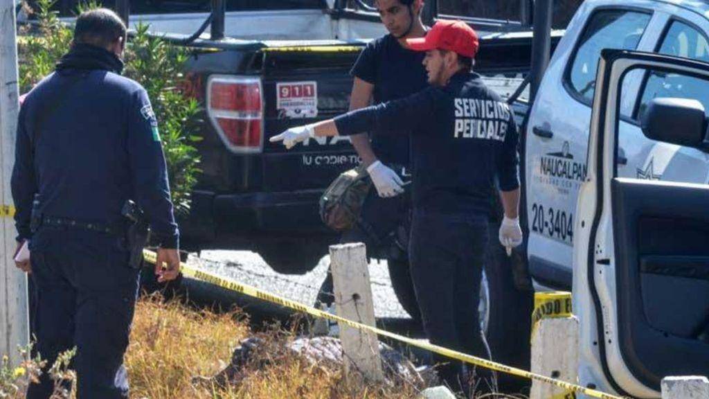 Muere estudiante baleado por su compañero en Huixquilucan - Foto de Internet
