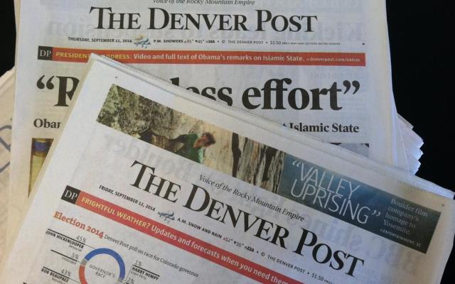 Empleados se rebelan contra dueño de periódico por despidos masivos - Foto de Internet