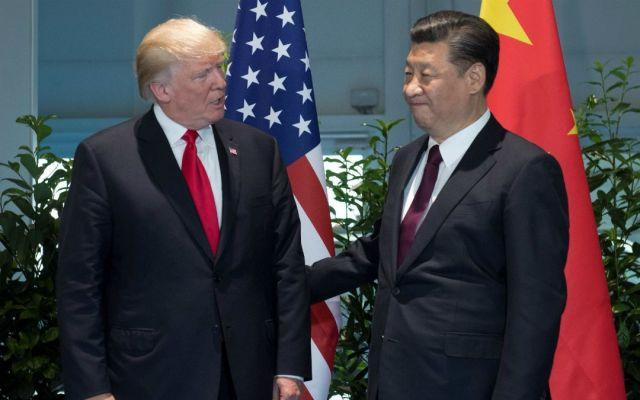 Trump mantiene conversación con XiJinping - Foto de AP