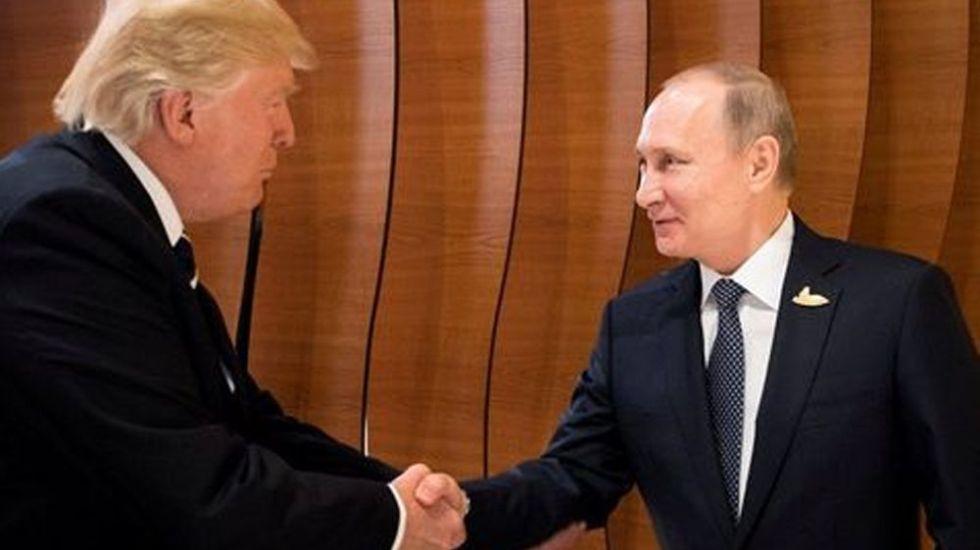 Putin interfirió en las elecciones en favor de Trump: Senado - Foto de Reuters